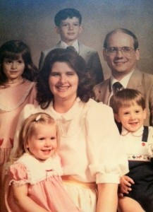 old cofield family picture