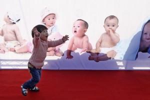 china babies