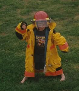 Firefighter Ben